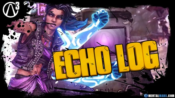 Amara Echo Log - Borderlands 3