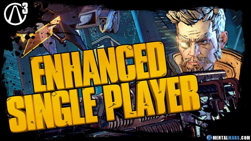 Borderlands 3 - Enhanced Solo Play Experience