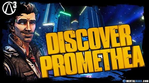 Discover Promethea - Borderlands 3