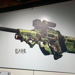 Museum of Mayhem - Weapon Dahl