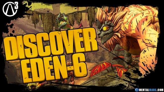 Discover Eden-6 - Borderlands 3