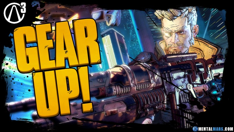 Borderlands 3 Gear Explained