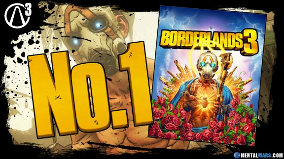 Borderlands 3 best sales in the UK