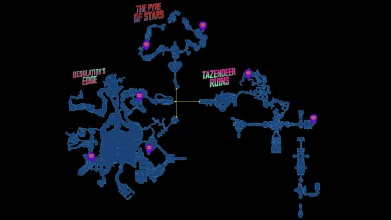 Nekrotafeyo Red Chest Locations