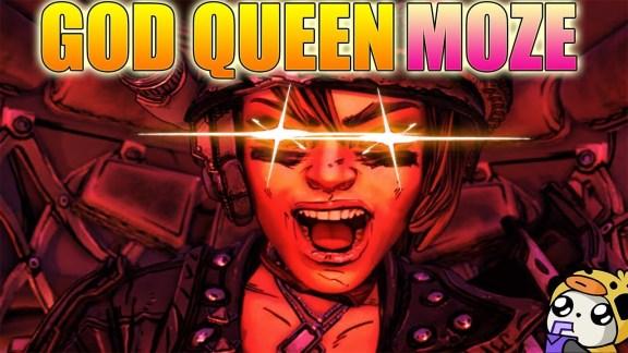 Moze - God Queen Build