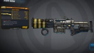 Borderlands 3 Legendary Torgue Shotgun - Flakker