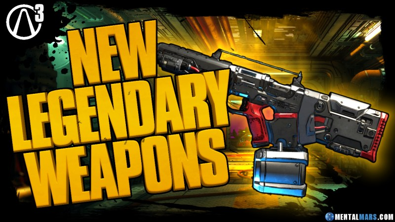 Mayhem Mode 4 Legendaries - Borderlands 3