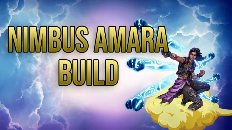 Amara - Nimbus Build by Moxsy - Borderlands 3