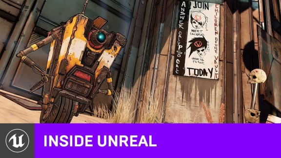 Behind the Mayhem of Borderlands 3