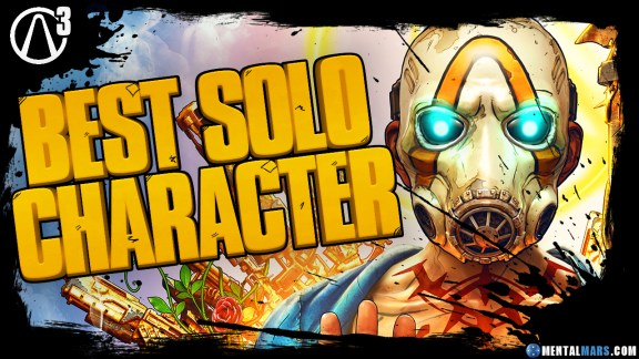 Best Borderlands 3 Solo Character
