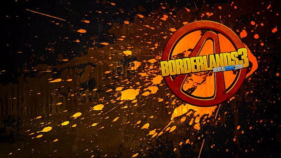 Borderlands 3 Splash Wallpaper - Preview