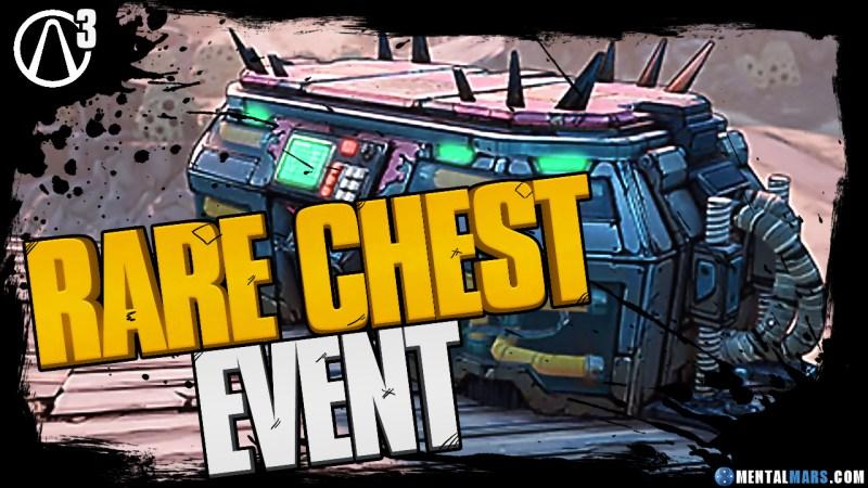 Rare Chest Event - Borderlands 3