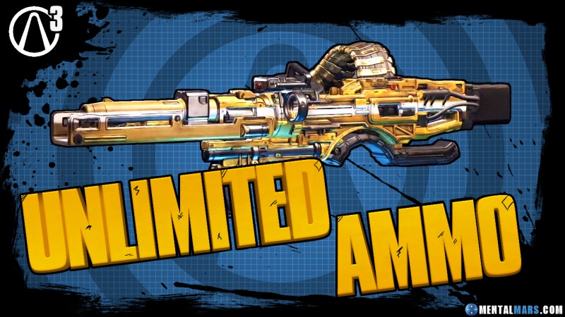 Unlimited Ammo Guide - Borderlands 3
