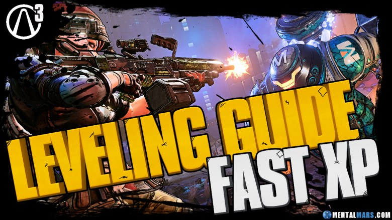 Borderlands 3 Leveling Guide - How to farm XP fast