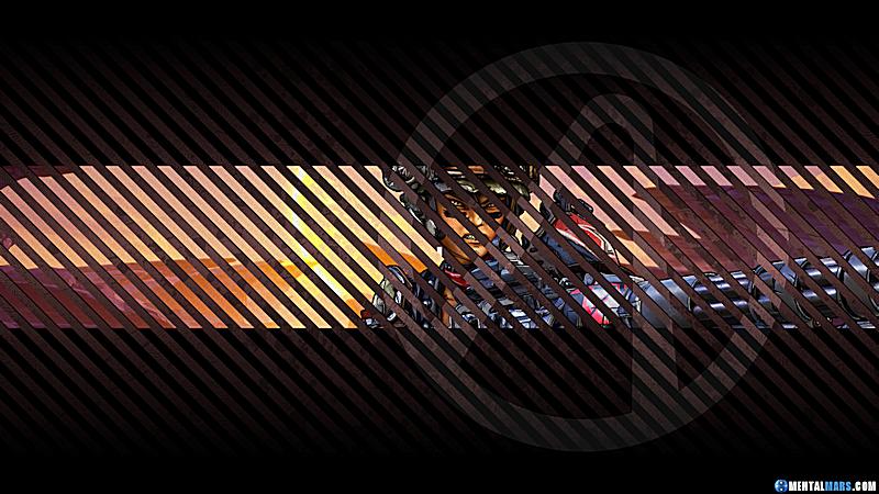 Borderlands 3 'Down the Line' Wallpaper - Moze - Preview