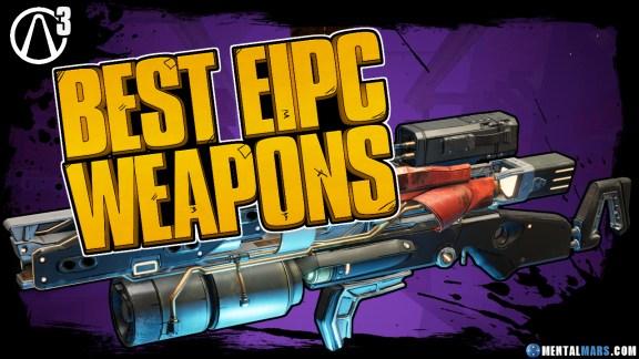 Best Purple Weapons in Borderlands 3