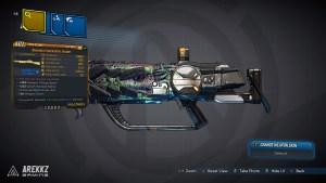 Borderlands 3 Legendary Maliwan Shotgun - Abundant Quicksilver Insider