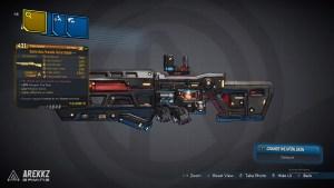 Borderlands 3 Legendary Tediore Shotgun - Same-day Firesale Flama Diddle