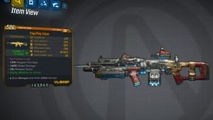 Borderlands 3 Legendary Vladof Assault Rifle - Faisor