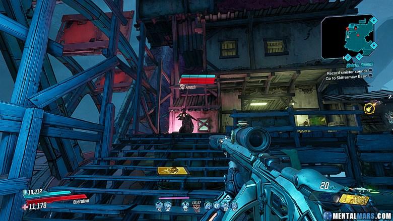 Amach - Rare Spawn Enemy - Borderlands 3 DLC 2
