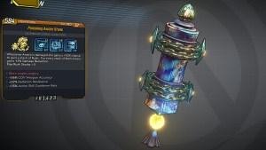 Borderlands 3 Legendary Siren Class Mod - Stone