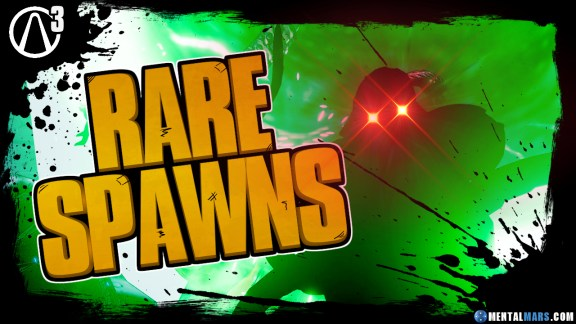 Borderlands 3 Rare Spawn Locations in Guns, Love, and Tentacles