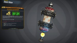 Borderlands 3 Legendary Siren Class Mod - Breaker