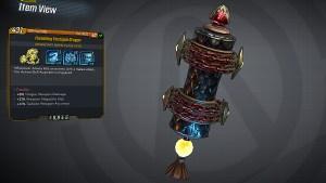Borderlands 3 Legendary Siren Class Mod - Dragon