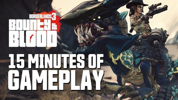 Borderlands 3 Bounty of Blood Gameplay