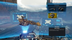 Borderlands 3 Bounty of Blood - Jetbeast Weapon - Heavy Cannon