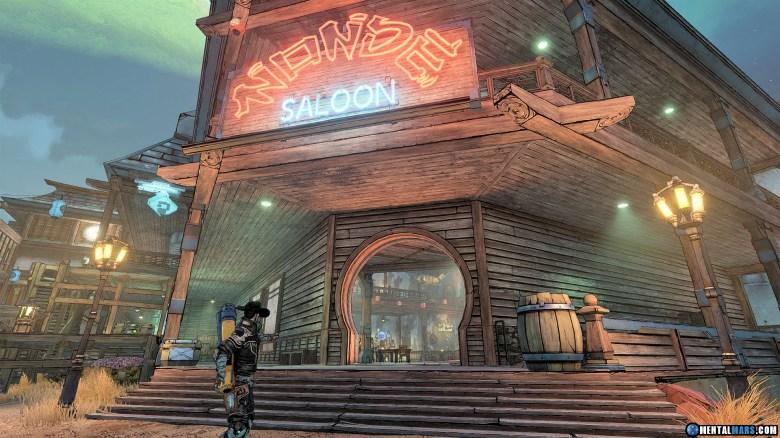 Borderlands 3 Bounty of Blood Saloon