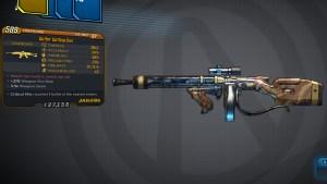 Borderlands 3 Legendary Jakobs Assault Rifle - Gatling Gun