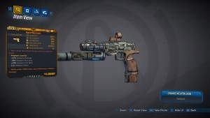 Borderlands 3 Legendary Vladof Pistol - Miscreant