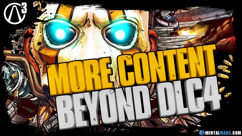 Borderlands 3 More DLC Beyond the Season Pass