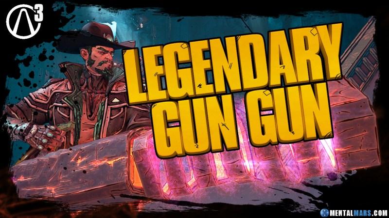 Borderlands 3 - The Fabricator Shoots Legendary Guns