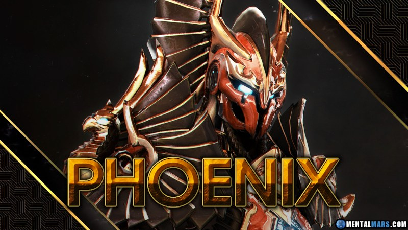 Godfall Phoenix Valorplate