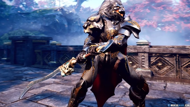 Godfall Great Sword Weapon Class