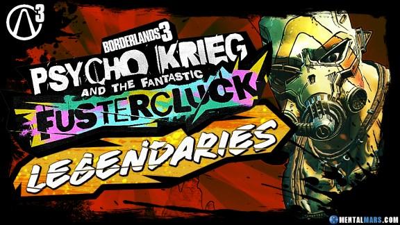 Borderlands 3 DLC 4 Legendary Weapons