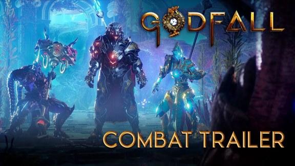 Godfall Combat Trailer