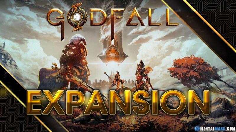 Godfall DLC Coming in 2021