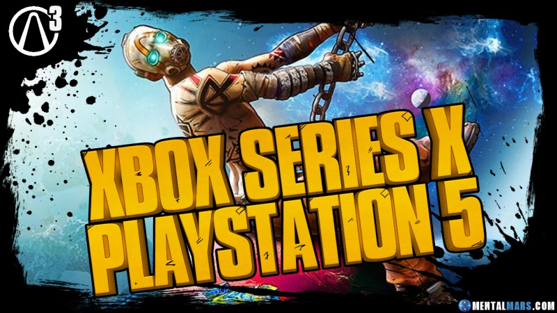 Borderlands 3 is coming to the next generation consoles