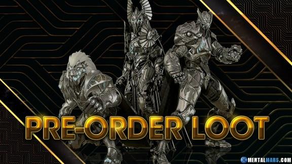 Pre-Order Godfall