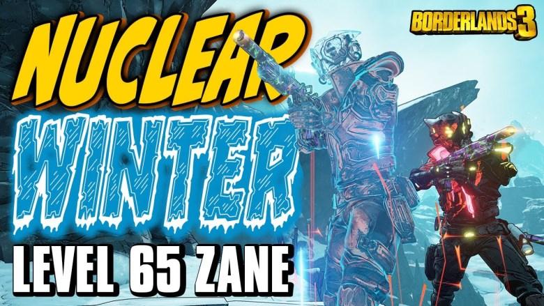 Zane Nuclear Winter Build - Borderlands 3