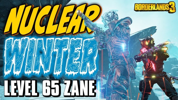 Zane Nuclear Winter Build - Borderlands 3