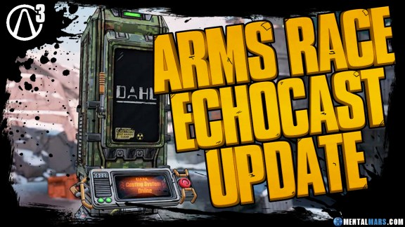 Borderlands 3 EchoCast Extractor Breach Event