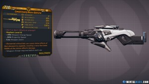 Borderlands 3 Legendary Maliwan Sniper Rifle - Binary Operator
