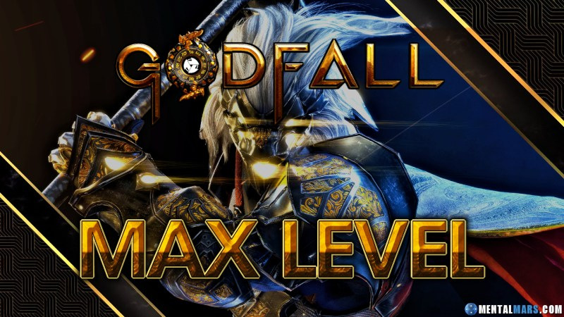 Godfall Level Cap