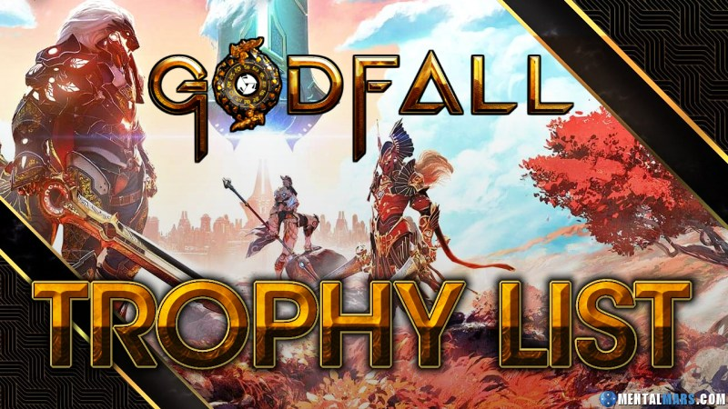Godfall PS5 Trophy List