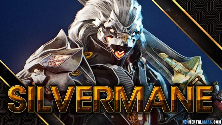 Godfall Silvermane Valorplate