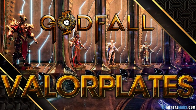 Godfall Valorplate Armor Sets